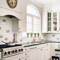 Купить керамическую плитку на пол, стены и фартук для кухни